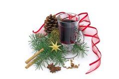 Varm winestansmaskin Royaltyfria Bilder