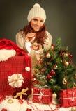 Varma december royaltyfria foton