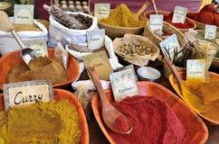 varma kryddor Royaltyfria Foton