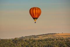 Varmluftsballong Royaltyfri Fotografi