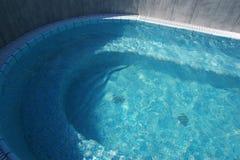 varmt bada Arkivbild