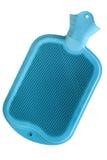 varmt banavatten för flaska Arkivfoton