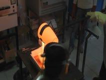 varmt exponeringsglas lager videofilmer