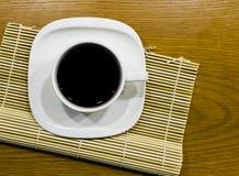 Varmt kaffe Arkivbild