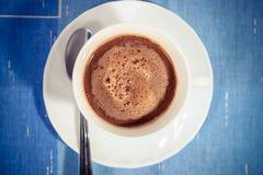 Varmt kaffe Royaltyfri Foto