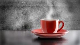 varmt kaffe Royaltyfri Bild