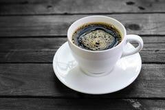 varmt kaffe Arkivfoto