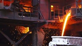 varmt stål lager videofilmer