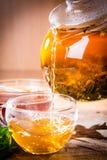 Varmt te Fotografering för Bildbyråer
