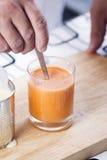 Varmt te för uppståndelse Royaltyfri Foto