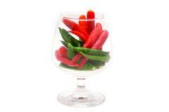 varmt thai för chili Fotografering för Bildbyråer