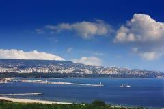 Varna-Ansicht stockbild
