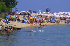 Varna beach Royalty Free Stock Photo