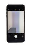 Varna, Bulgária - dezembro, 04, 2016: Iphone 7 positivos isolados Imagens de Stock