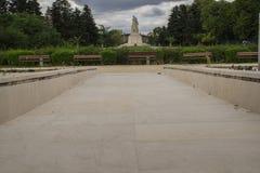 Varna Bulgaria-15 08 2017 - Panteon Arkivbilder