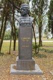 VARNA, BULGARIE, LE 26 NOVEMBRE 2014 : Statue de Hadzhi Dimitar, il Image libre de droits