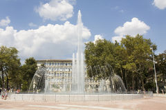 Varna Bulgarien Fotografering för Bildbyråer