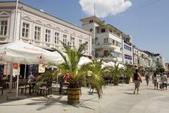 Varna Bulgarien Arkivbild