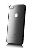 Varna Bulgarien - December, 04, 2016: Iphone 7 plus studio Arkivbilder
