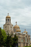 Varna Cathedral,Bulgaria Royalty Free Stock Photos