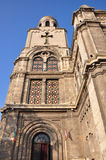 Varna cathedral side Royalty Free Stock Photo