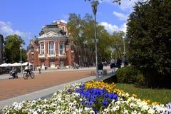Varna city center Bulgaria Royalty Free Stock Images