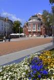 Varna city center Bulgaria Stock Images
