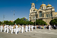 Varna City Day Stock Image