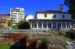 Varna city landmarks,Bulgaria Royalty Free Stock Image
