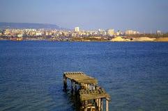 Varna cityscape,Bulgaria royalty free stock photography