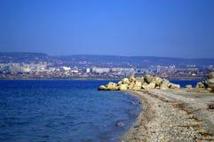 Varna lake view,Bulgaria Stock Images