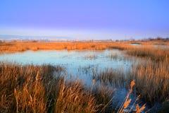 Varna lake view,Bulgaria Stock Photos