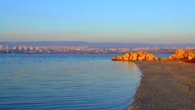 Varna lake view,Bulgaria Stock Photography