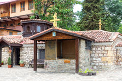 Varna monastery Stock Image