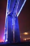 Varna night Stock Image