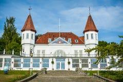 Varna Palace, Aarhus, Denmark Stock Photo