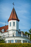 Varna Palace tower, Aarhus, Denmark Stock Photos