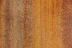 Varna rostad texturerad bakgrund för signalen metallisk grunge Royaltyfri Foto