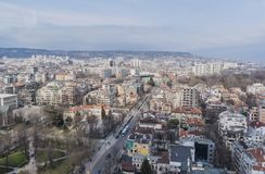 Varna is a town in northeastern Bulgaria stock images