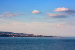 Varna view Stock Photos