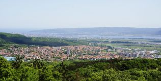 Varna View Royalty Free Stock Image
