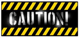 varning Royaltyfria Bilder