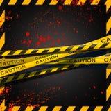Varning Fotografering för Bildbyråer