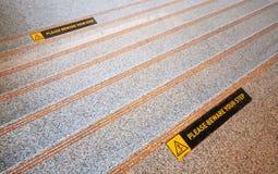 Varningsmoment Royaltyfri Fotografi
