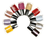 Varnish for nail Stock Photography