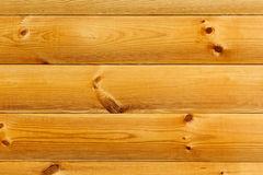 The varnished boards. The wood texture. Royalty Free Stock Image