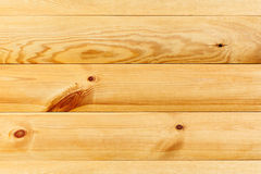 The varnished boards. The wood texture. The background. Royalty Free Stock Images
