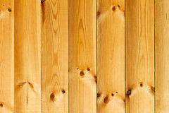 The varnished boards. The wood texture. The background. Stock Photos