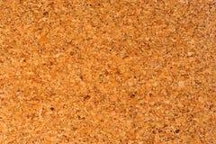 Varnished Cork Oak Bark Wood Texture Stock Image