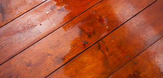 Varnished floor Royalty Free Stock Photos